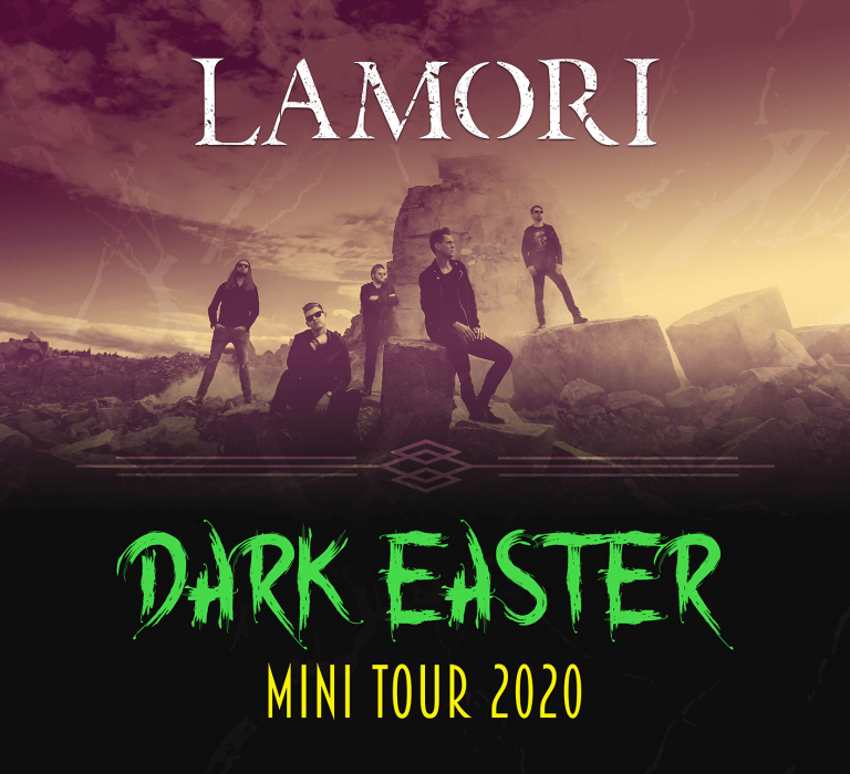 Dark Easter Mini Tour